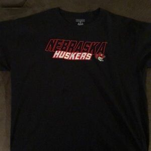 Huskers t shirt